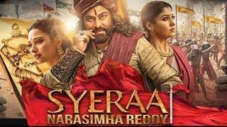 Making of Sye Raa Narasimha Reddy | Chiranjeevi, Amitabh Bachchan | Ram Charan - RAJSHRITELUGU