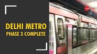 Deshhit: Delhi metro phase 3 project to complete by December - ZEENEWS