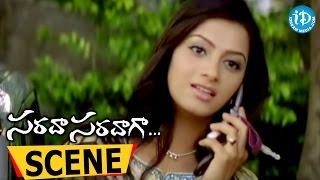 Sarada Saradaga Movie Scenes - Srikanth Meets Rajendra Prasad's Wife || Siva Balaji || Ritika Singh - IDREAMMOVIES