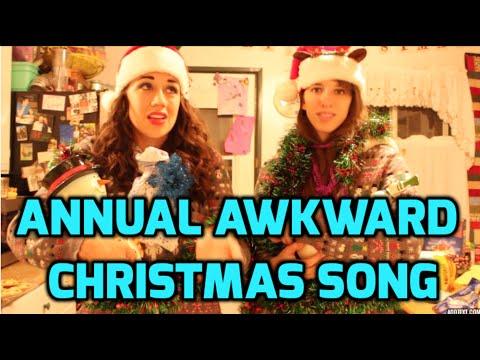 Annual Awkward Christmas Song