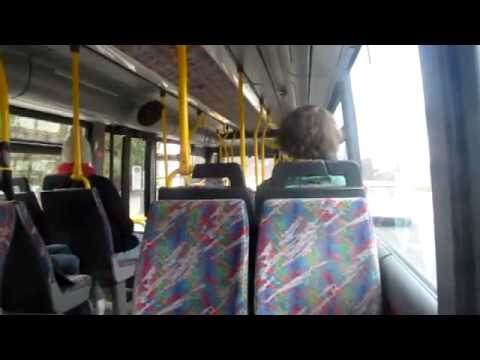 Route 93 Centrebus Scania CN94UB Omnicity 740 (YN53 CHD)