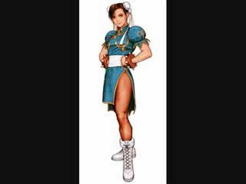 Street Fighter Tribute Album chun-li theme