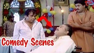 Sunil Back 2 Back Comedy Scenes || Telugu Latest Comedy Scenes 2018 || NavvulaTV - NAVVULATV