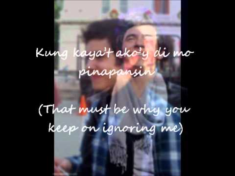 David Archuleta- Nandito Ako (w/ Lyrics & English Translation)