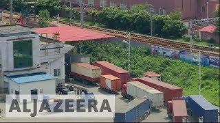 China vows to enforce UN sanctions on North Korea - ALJAZEERAENGLISH