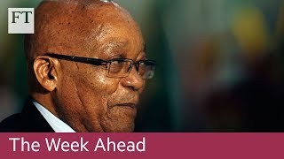 ANC chooses Zuma's replacement, Brexit on EU summit agenda - FINANCIALTIMESVIDEOS