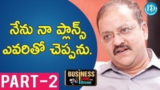 Color Chips MD Sudhish Rambhotla Exclusive Interview Part #2 || Business Icons With iDream #6 - IDREAMMOVIES