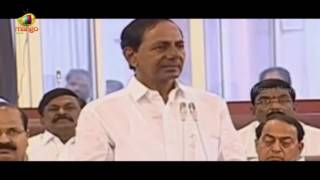 KCR Compares Muslims Reservation With Telangana Movement In Assemb;ly | Mango News - MANGONEWS