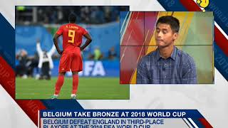 Theatre of Dreams: Belgium finish on a high at 2018 World Cup - ZEENEWS