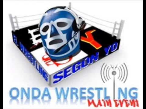 "Onda Wrestlling ""Main Event"" 1x10: Money In The Bank, ""Mascaritas del rastro"""