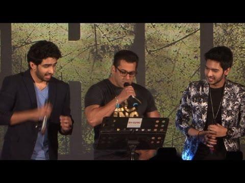 Grand Live Music Concert Of Salman Khan's 'Hero'