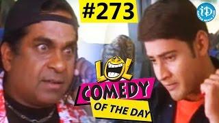 Comedy Of The Day 273    Brahmanandam Making Comedy With Mahesh Babu    Vamsi Movie - IDREAMMOVIES