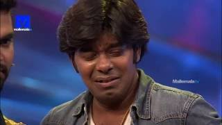 DHEE JODI 24th August 2016 Promo || Sudigali Sudheer gets emotional in Dhee Jodi - MALLEMALATV