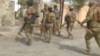 Iraqi forces press on in western Mosul - REUTERSVIDEO
