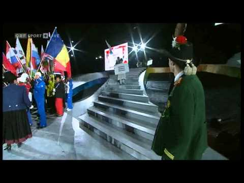 Opening of the YOG Youth Olympic Games 2012 in Innsbruck! -6e9eqjSECHU