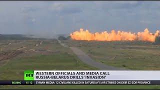 'Zapad 2017': Western officials call Russia-Belarus drills 'invasion' - RUSSIATODAY
