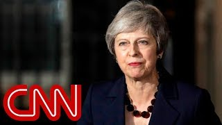 Theresa May: Cabinet backs Brexit draft deal - CNN
