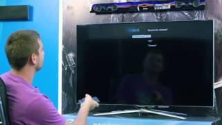 Телевизоры Samsung 2013! Обзор всей 6 серии!