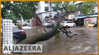 🇨🇳 🌀 Mangkhut kills four in China, causes destruction in Hong Kong | Al Jazeera English - ALJAZEERAENGLISH
