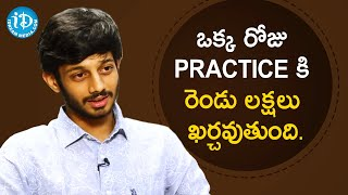 One Day Practice Costs Me 2 Lakhs - Racer Sandeep Varma Nadimpalli | Dil Se With Anjali - IDREAMMOVIES