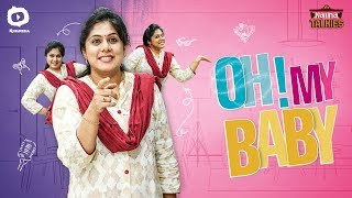Oh My Baby | Naina Talkies Telugu Web Series | Latest Comedy Video | Sunaina | Khelpedia - YOUTUBE