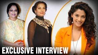 "Saiyami Kher: ""Shabana Azmi and Tanvi Azmi Have INFLUENCED Me A lot"" - HUNGAMA"