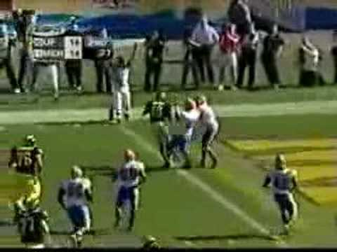 2003 Outback Bowl: Michigan vs. Florida