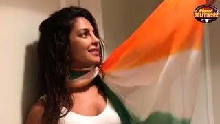 Priyanka Chopra Gets TROLLED For Disrespecting Indian Flag | Bollywood News - ZOOMDEKHO