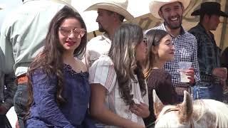Coleaderos en Agua Zarca (Sombrerete, Zacatecas)