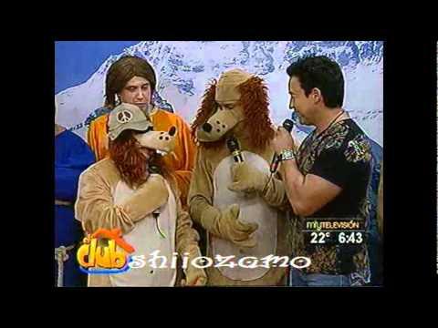 el club televisa mty- el perro guarumo y guarumin