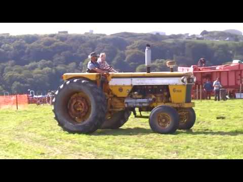 St Mawgan Steam Rally Camp 2009