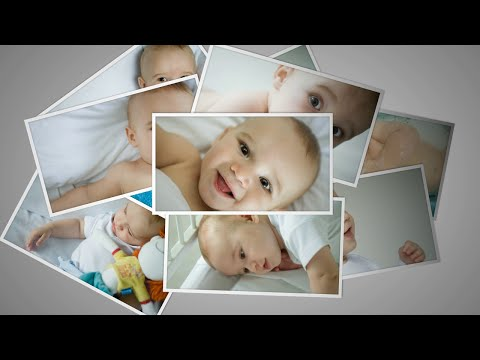 Throwing Photos V1 | After Effects Templates |