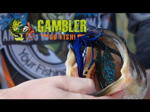 Top 3 Gambler Lures for Florida Bass