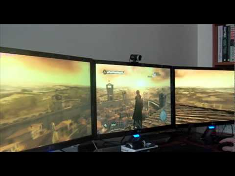 Eyefinity Assasins Creed Brotherhood