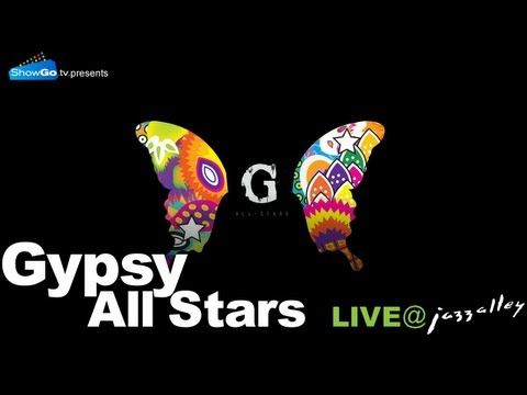 Gypsy Allstars performance from Jazz Alley on April 14, 2013