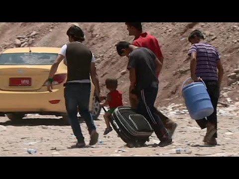 Syrian exodus reaches 3 million - UN