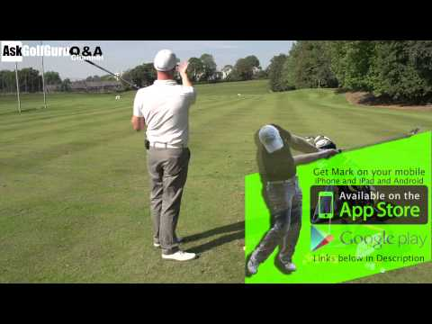 Can You Slice With A In to Out Club Path