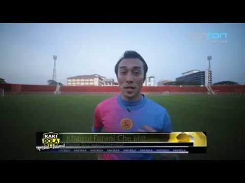Kaki Bola Up Close & Personal (Ep 3 Promo - Khairul Fahmi @ Apek)