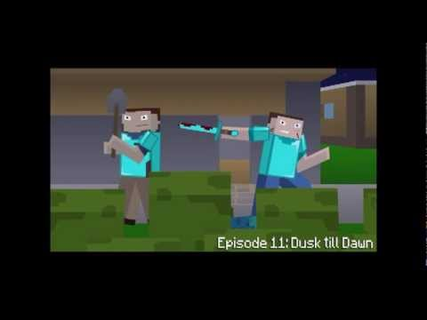 Minecraft The N00b Adventures Soundtrack Part 10-12