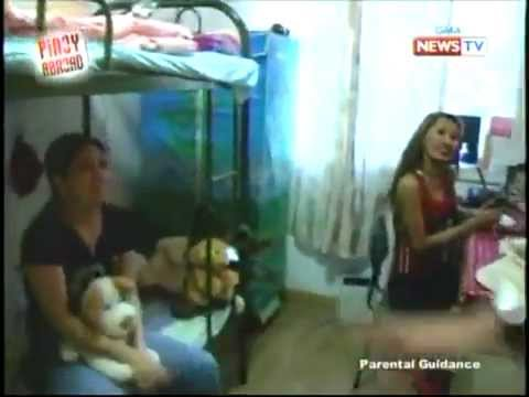 Pinoy Abroad in China Rhea Santos Part 1