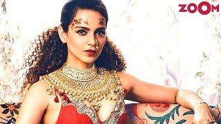 Kangana Ranaut to share director's credits for 'Manikarnika' with Krish - ZOOMDEKHO