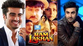 Ranbir Kapoor might work with Arjun Kapoor for 'Ram Lakhan' remake!  Bollywood News