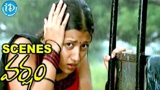 Varsham Movie Scenes - Gopichand, Shafi, Prabhas Action Scene - IDREAMMOVIES