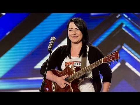 Lucy Spraggan's audition - The X Factor 2012
