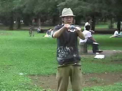Okotanpe JCJC contact juggling