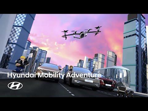 Autoperiskop.cz  – Výjimečný pohled na auta - Hyundai Motor vdechuje život mobilitě budoucnosti v metaversu Hyundai Mobility Adventure na Robloxu