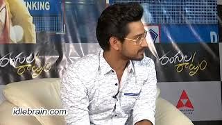 Raj Tarun interview about Ranula Ratnam movie - IDLEBRAINLIVE