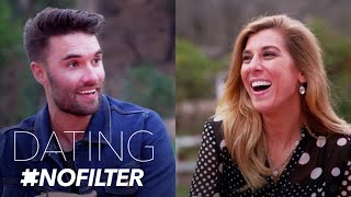 Crikey! Is Xavier Really From a Land Down Under or Not? | Dating #NoFilter | E! - EENTERTAINMENT