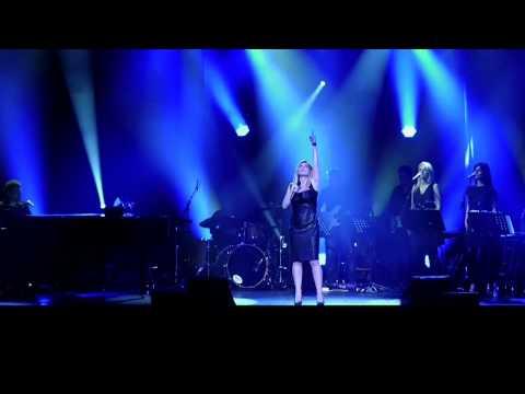 Lara Fabian en concert à Zinga Zanga