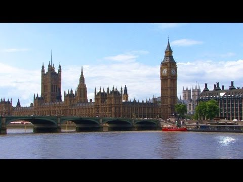 WALKING IN LONDON DVD Footloose Series 2013 Sightseeing tour in HD